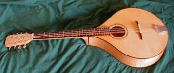 Small Steel String Guitar
